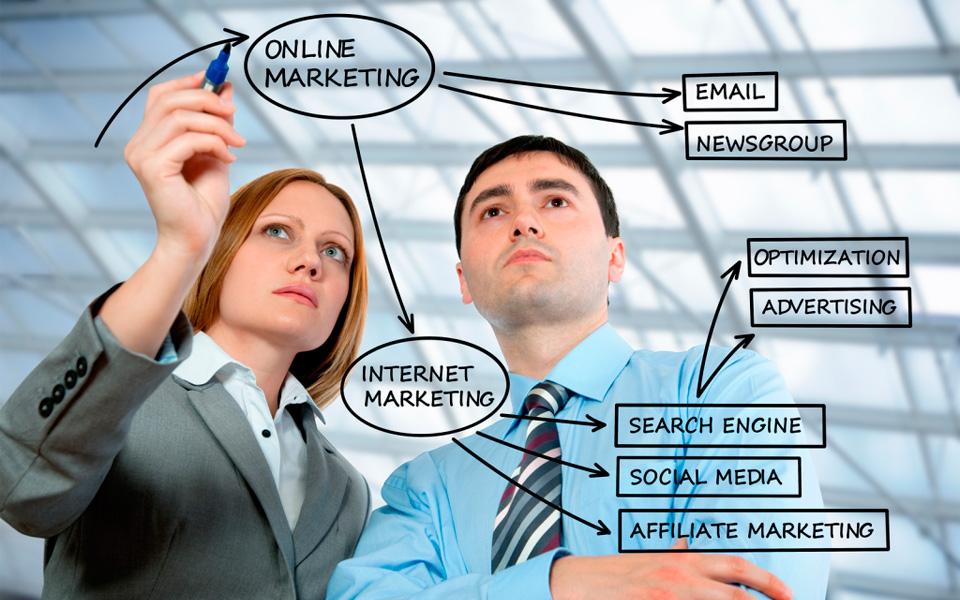 Consultoría Marketing Online Sesiones 3 y 4
